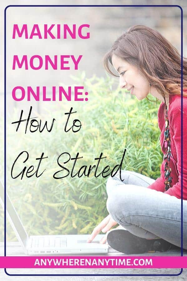 Making Money Online: How to Get Started