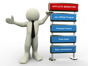 Affiliate Marketing Steps