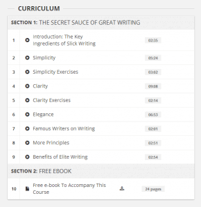 Secret Sauce of Great Writing Curriculum