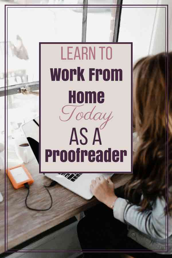 Are you a mom that wants to stay home with your kids and bring in income at the same time? Is it possible? Of course! You can make extra money from home a proofreader? Find out more how you can take advantage of this great opportunity! #makemoneyfromhome #proofreader #stayathomemoms #makemoneyonline