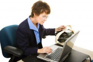 Court reporter proofread anywhere