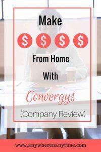 Convergys Company Review