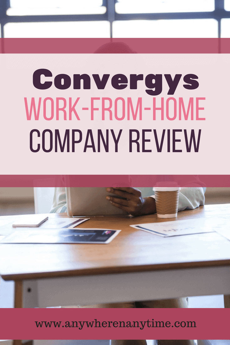 Convergys Work-At-Home Review