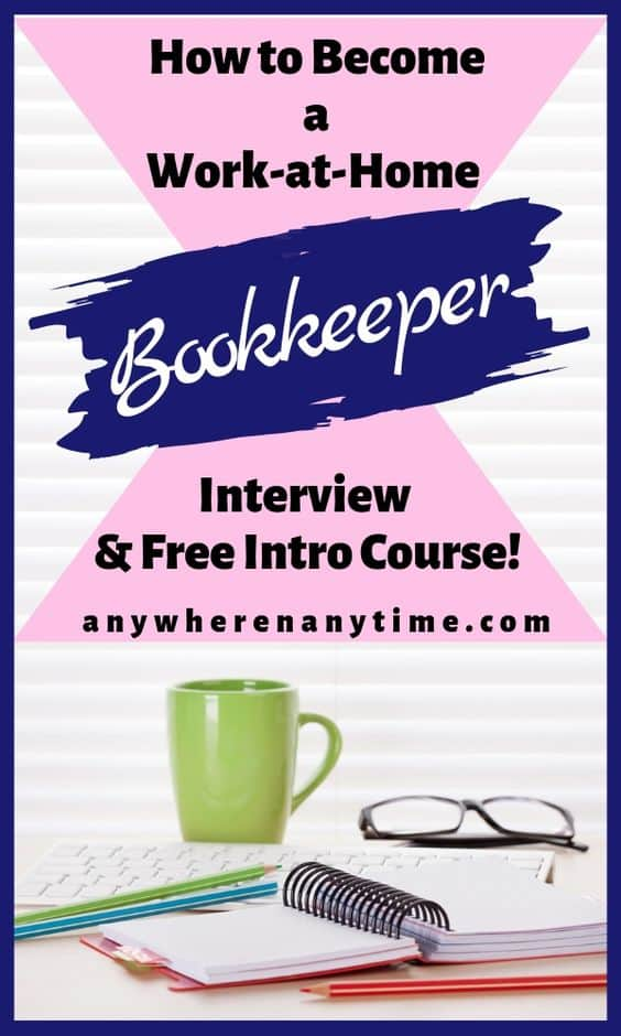 Interested in finance and wondering what skills you can offer as a virtual assistant? One of the best home business ideas is bookkeeping! Here's how to start a thriving Bookkeeping business from home. (With your questions answered by course creator, Ben Robinson, CPA) #bookkeeping #bbl #entrepreneur #homebusiness