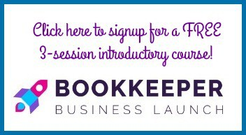 Bookkeeper Business Launch free course
