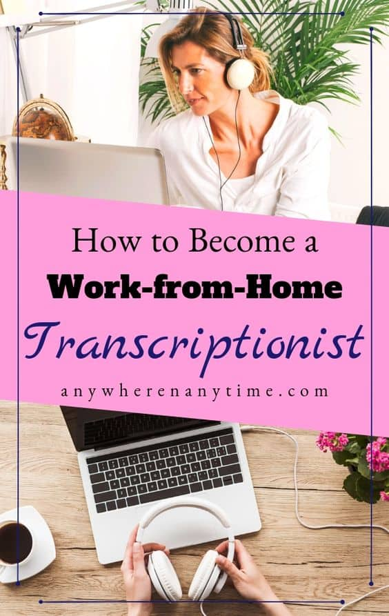 Becoming a transcriptionist is a great way to make money from home. Whether you only have a few hours or are looking to make it a full-time career, transcription is a lucrative industry with tons of earning potential. Find out how you can jump-start your own home business as a transcriptionist! #workfromhome #homebusiness #careertips
