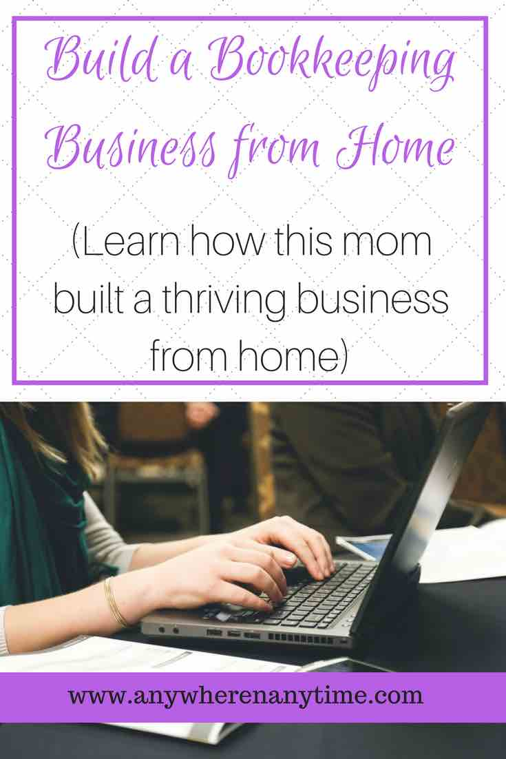 Bookkeeping Business Launch trains you for a career as a bookkeeper which you can do from home. Read how this mom has built a thriving bookkeeping business and is able to work from home.