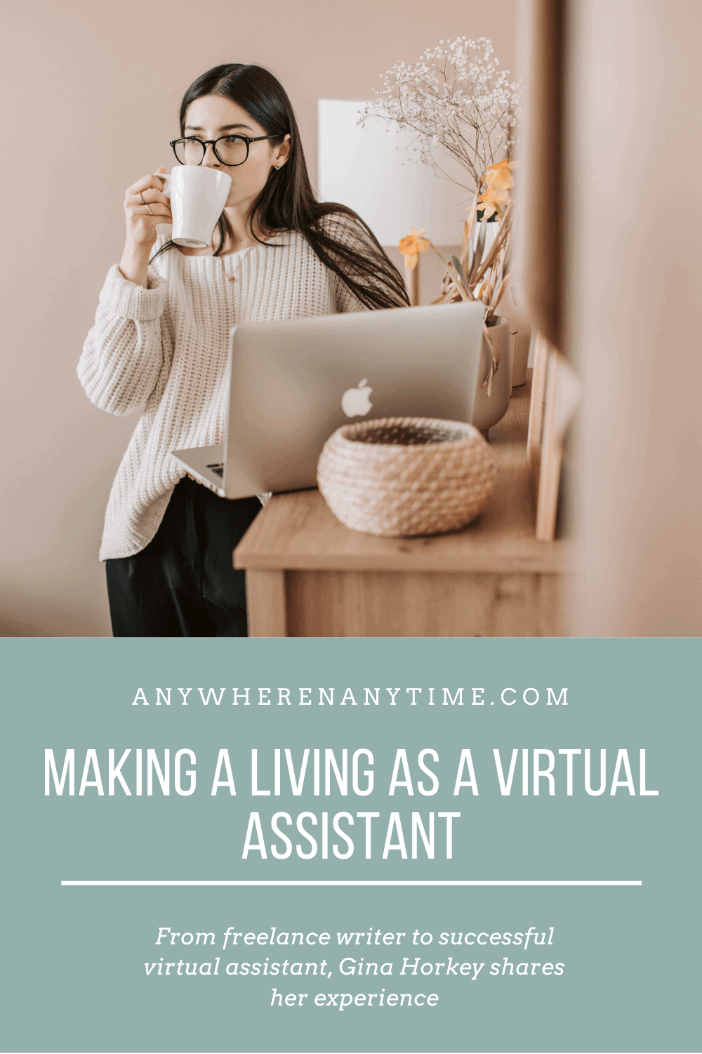 Making a Living as a Virtual Assistant - An Interview with Gina Horkey