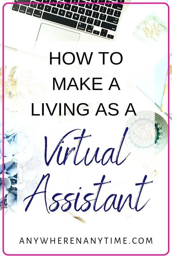 How to make a living as a virtual assistant