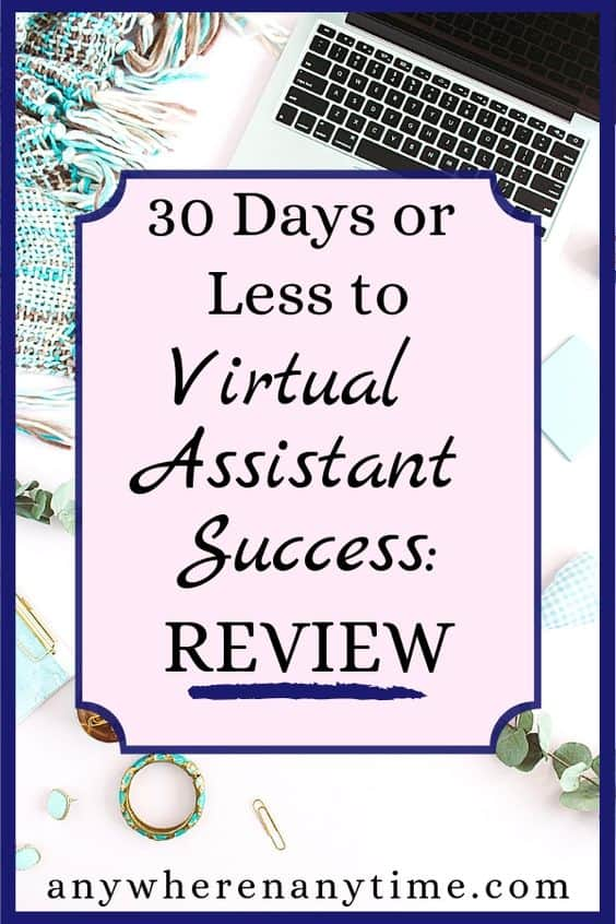 "f you have been looking for virtual assistant training reviews or are curious about Horkey Handbook's popular course ""30 Days or Less to Virtual Assistant Success"", you need to read this honest, comprehensive review! The course promises to teach you how to start a home business and how to get clients as a virtual assistant. Read on to find out how well the course lives up to its name. #virtualassistant #workathome #coursereviews #onlinebusiness"