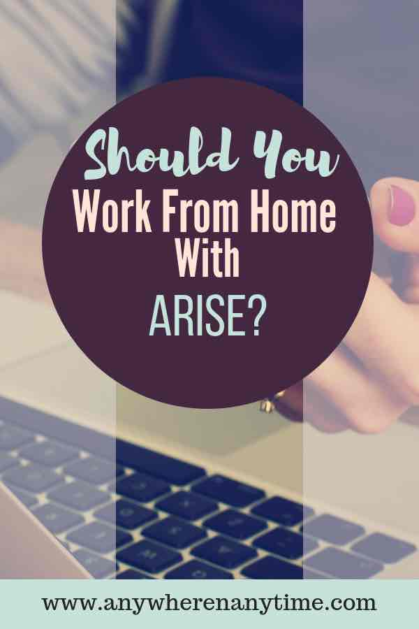 Are you interested in working from home? Arise is a call center company that provides work at home opportunities. Find out if this company is the right company for you to partner with. #workfromhome