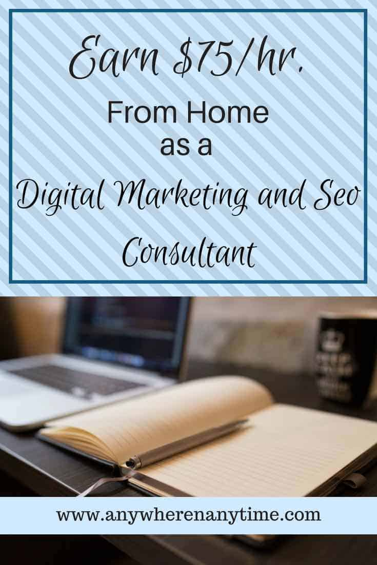 Are you looking to start a digital marketing career from home? Find out if starting a business from home as a digital marketing or SEO consultant is right for you.