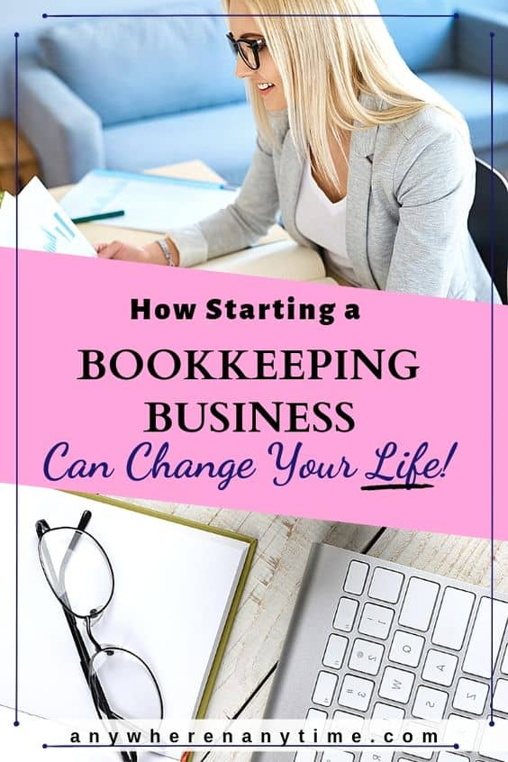 As a stay-at-home Mom, you need to find a way to make income on your own schedule while putting your family first. This interview shows how starting a home bookkeeping business changed one woman's life and what course she took to get started. #bookkeeping #homebusiness #entrepreneur #homecareer
