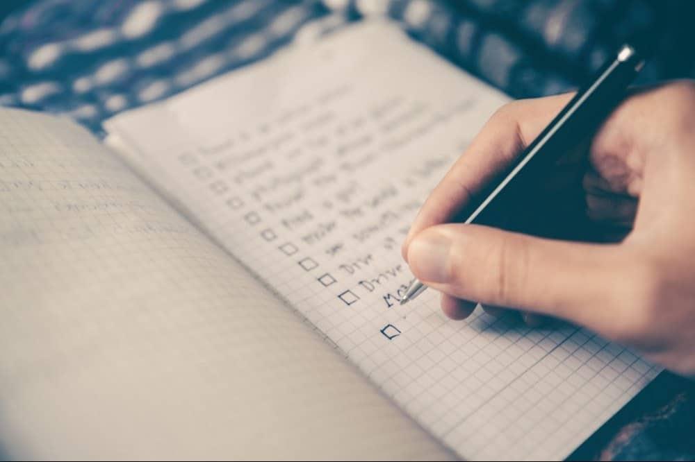 Prioritze your chore list