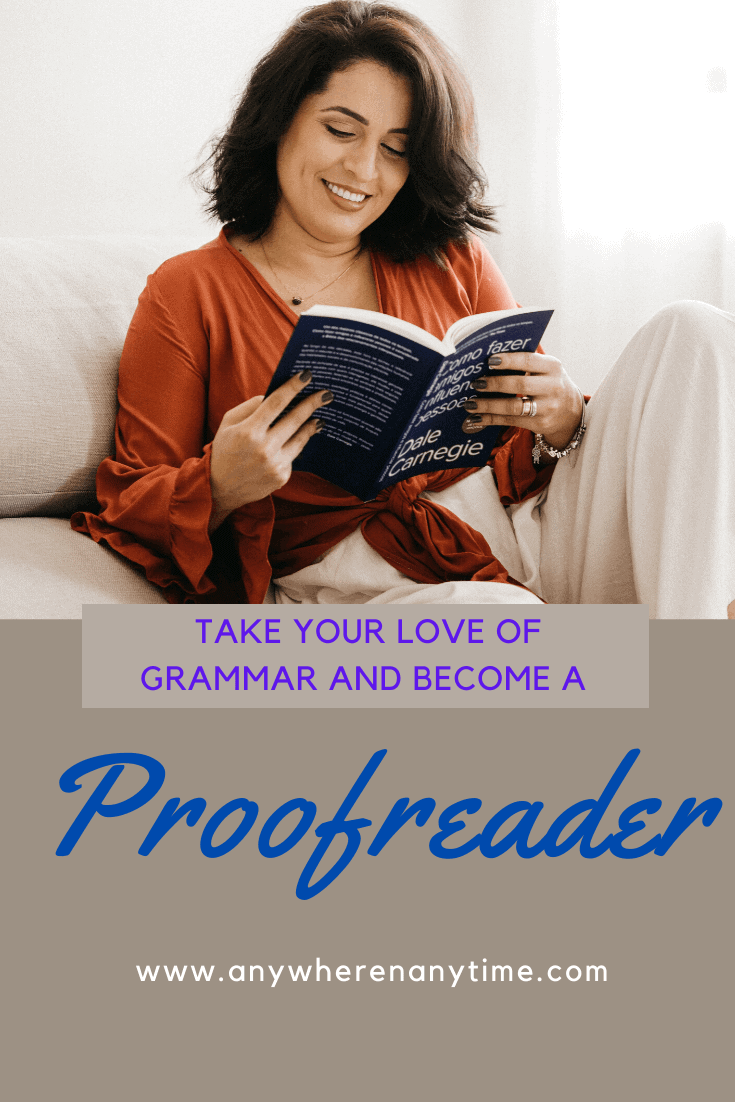 Caitlin\'s Tips on Proofreading as a Career for Stay-at-Home Moms