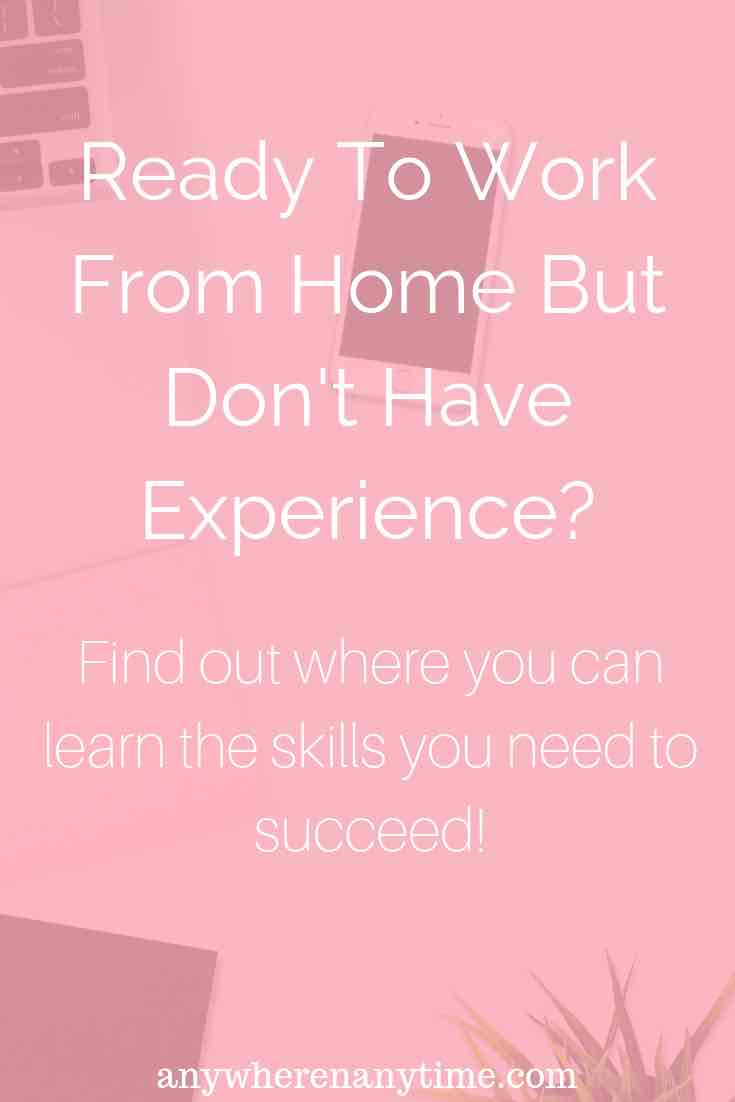 Have you been looking for a work from home job , but don't know where to start? Check out the Work From Home School! You will learn all about all the opportunities there are to work from home plus learn the skills you need to get started earn money from home. #workfromhome