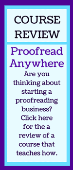 Review of Proofread Anywhere