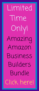 Amazing Amazon Business Builders Bundle