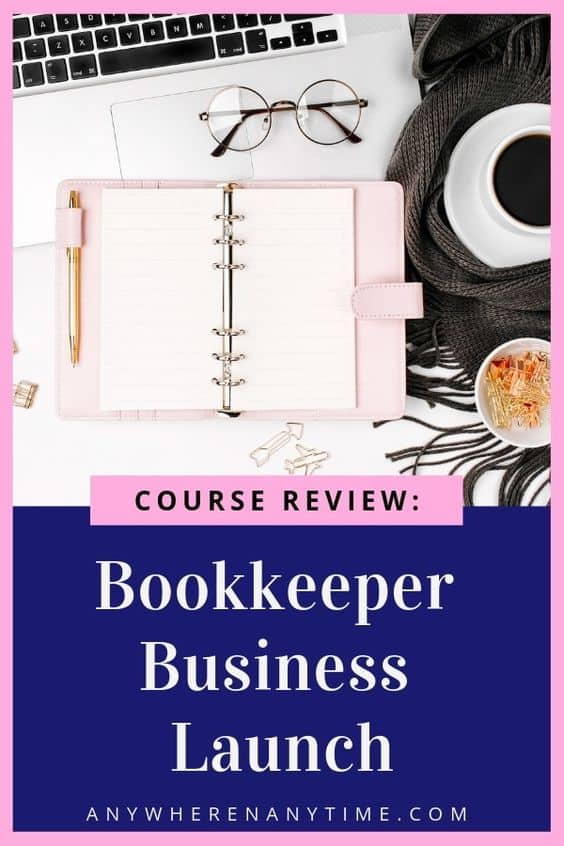 Are you looking for a way to make money from home and set your own hours? Bookkeeper Business Launch trains you to start a business from home. Take a look at this helpful training to see if it's right for you! #makemoneyfromhome #makemoneyonline