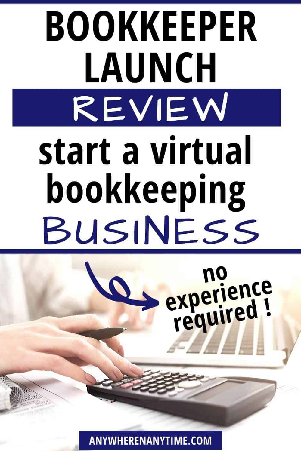 Bookkeeper Launch Review - Start a virtual bookkeeping business