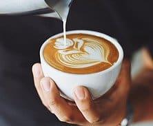 Take that coffee break!