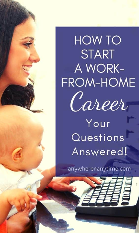 Start your work-from-home career by signing up for the FREE Work Your Way 2019 Event, hosted by home-entrepreneur Caitlin Pyle. This event will give you the tools you need to break free from your rut and launch the home business of your dreams! #homebusiness #workfromhome #entrepreneur