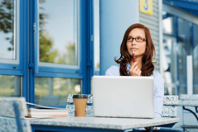 Thinking about work from home business options.