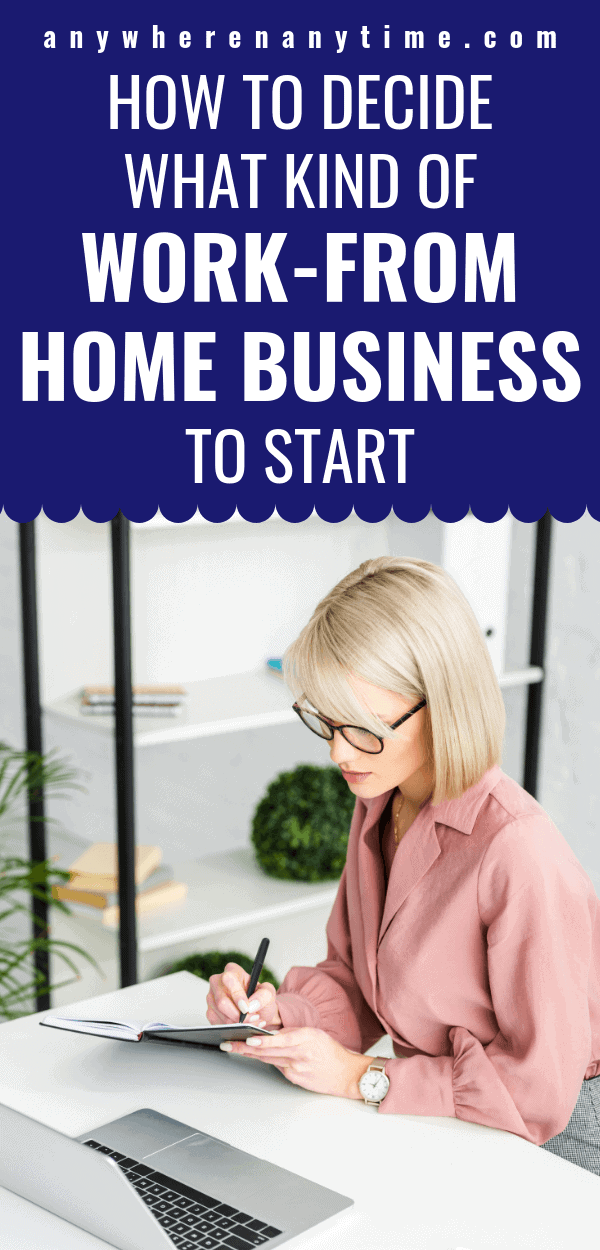 Sure, starting your own online business sounds great, but how the heck do you figure out which business idea will work best for you? There's so much information out there on the internet that it's easy to be misled or get overwhelmed. Fortunately, we have a 7-step process that can help you determine the right home-based career path for you!