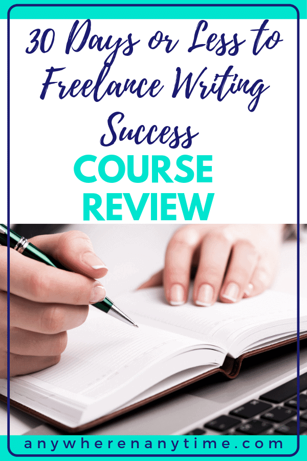 How do you learn to become a successful freelance writer? 30 Days Or Less to Freelance Writing Success claims to help you launch your own home-based business within a month. Does it live up to its claims? Read our review to find out!