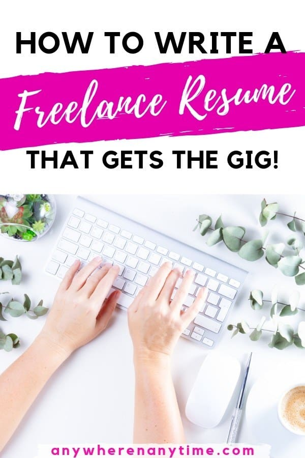 If you want to work at home by starting your own freelance business, you're going to need a resume at some point. But how you write a freelancer resume is a lot different than how you write them for traditional jobs. Use these hacks to design the perfect CV template for your desired job!