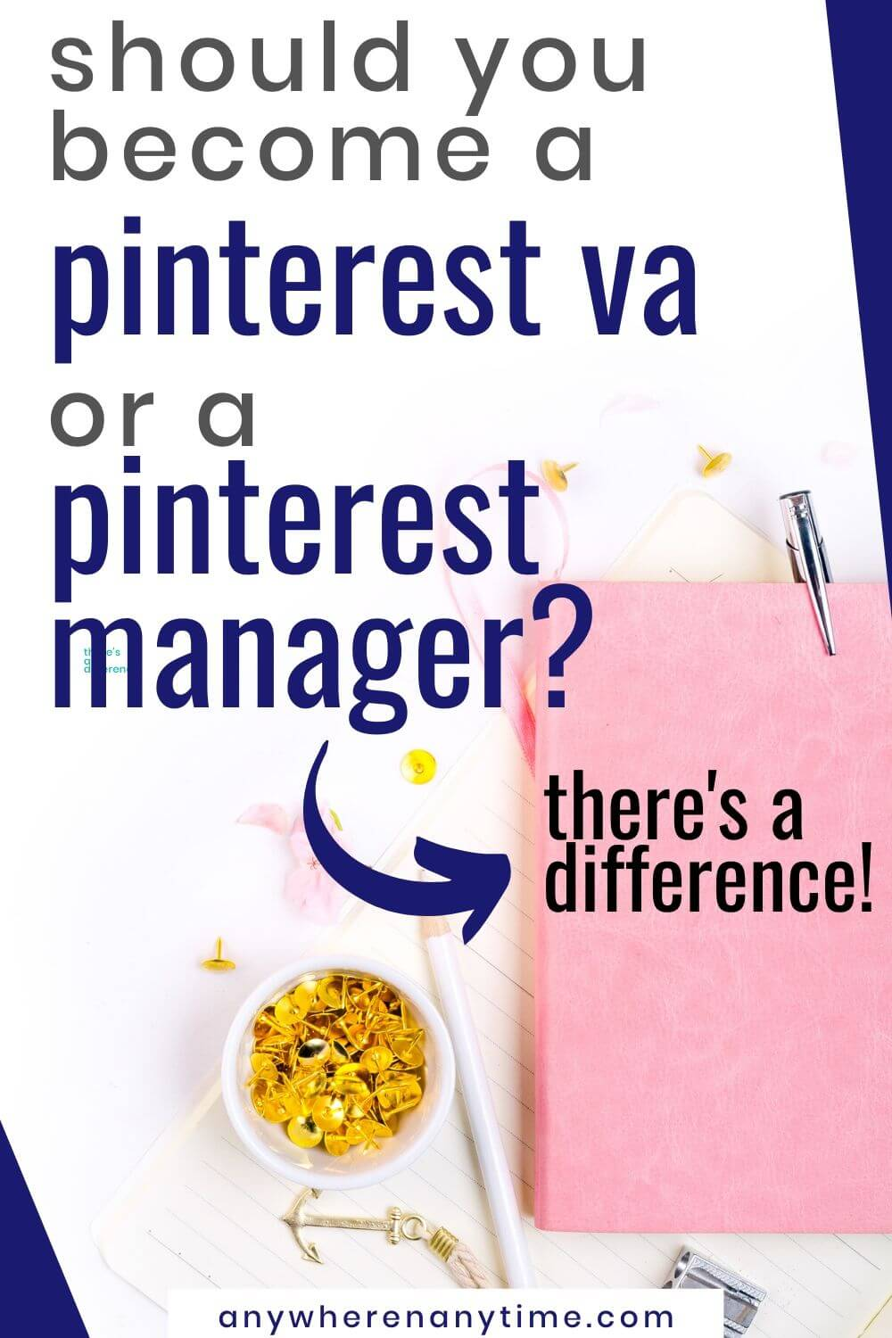 Should you become a pinterest va or a pinterest manager - there's a difference.