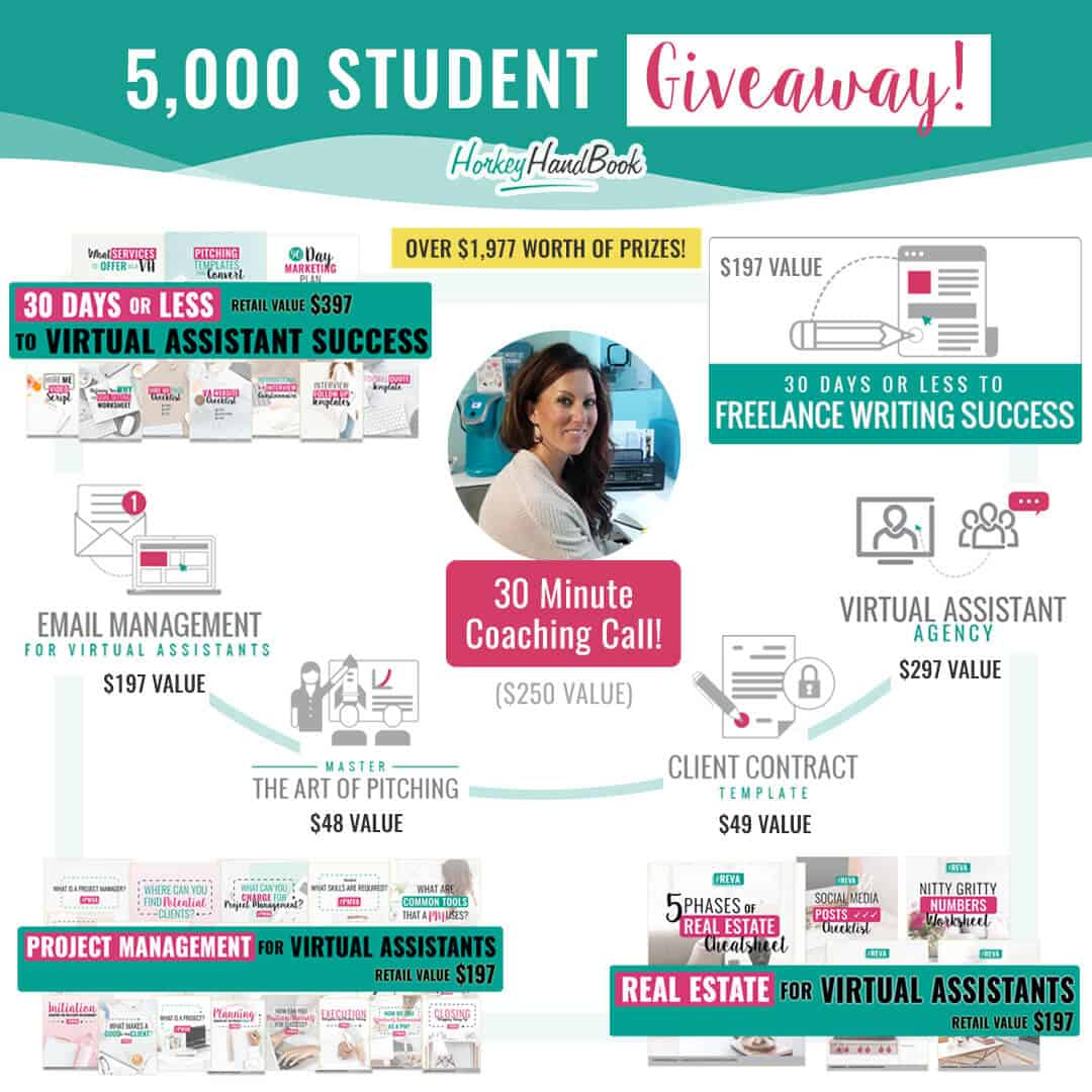 5000 Student Giveaway