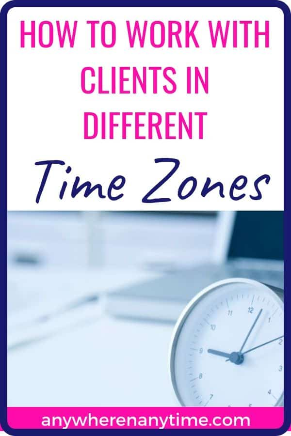 Is it possible to work with clients who are across the globe in totally different time zones? The simple answer is, yes! But you need to be strategic and makes sure the expectations are clear between you and your client. Here are the steps you should take for a successful virtual business relationship!