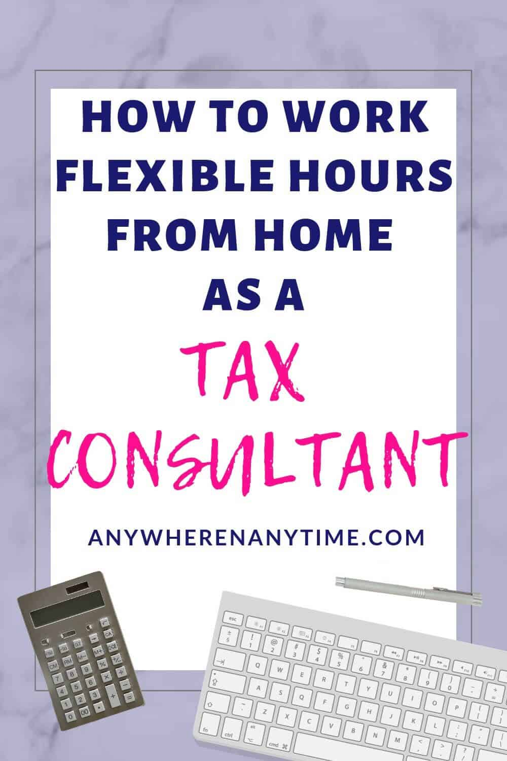 What if you could make money from home, part-time, by crunching numbers for small businesses? Read this interview to find out how starting a home tax-consulting business can change your life! #businessideas #taxconsulting