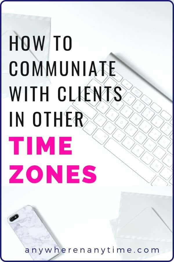 Communication is perhaps the most critical part of a successful business relationship. But when your clients live halfway across the world, phone calls can be difficult. So what's the alternative? Try these hacks for keeping your lines of communication open with your global clients.