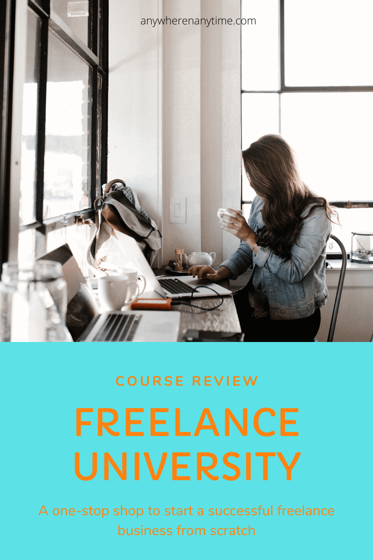 Freelance University Review: A One-Stop Shop for Newbie Freelancers