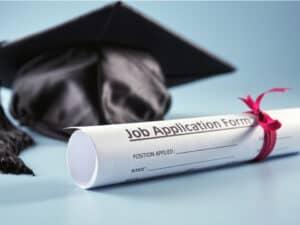job application diploma