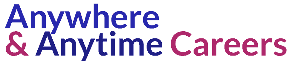 Anywhere and Anytime Careers Logo