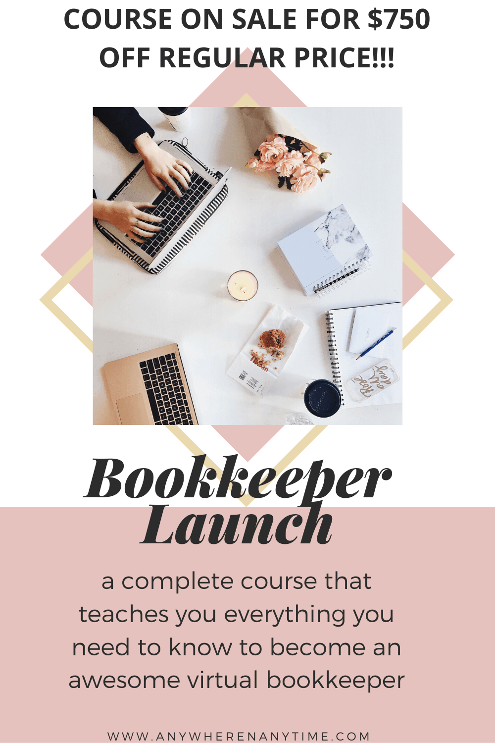 Bookkeeper Launch: Special Deal now through May 1st!