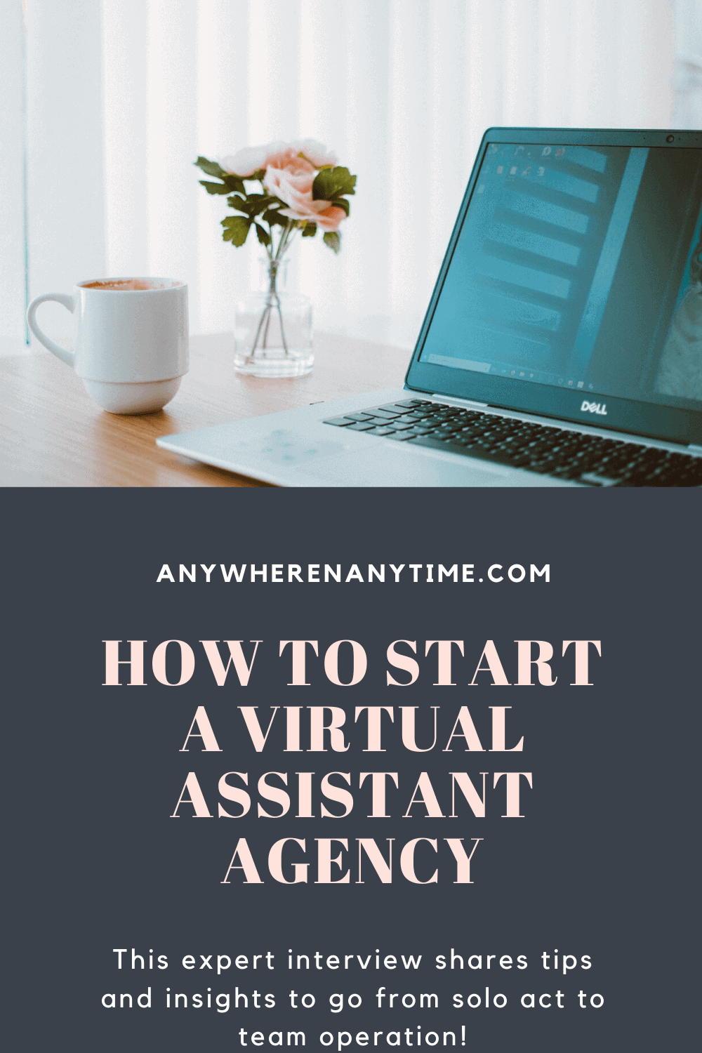 How to Start a Virtual Assistant Agency - Expert Interview with Mallory Underwood