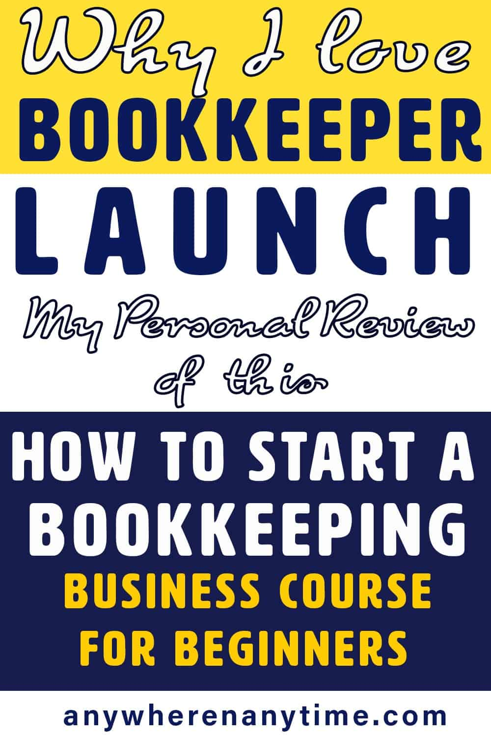 Want to Become a Virtual Bookkeeper? Why I Love Ben Robinson's Bookkeeper Launch