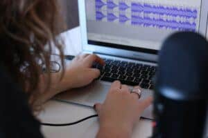 Podcast Producers can be involved in every stage of podcast production.