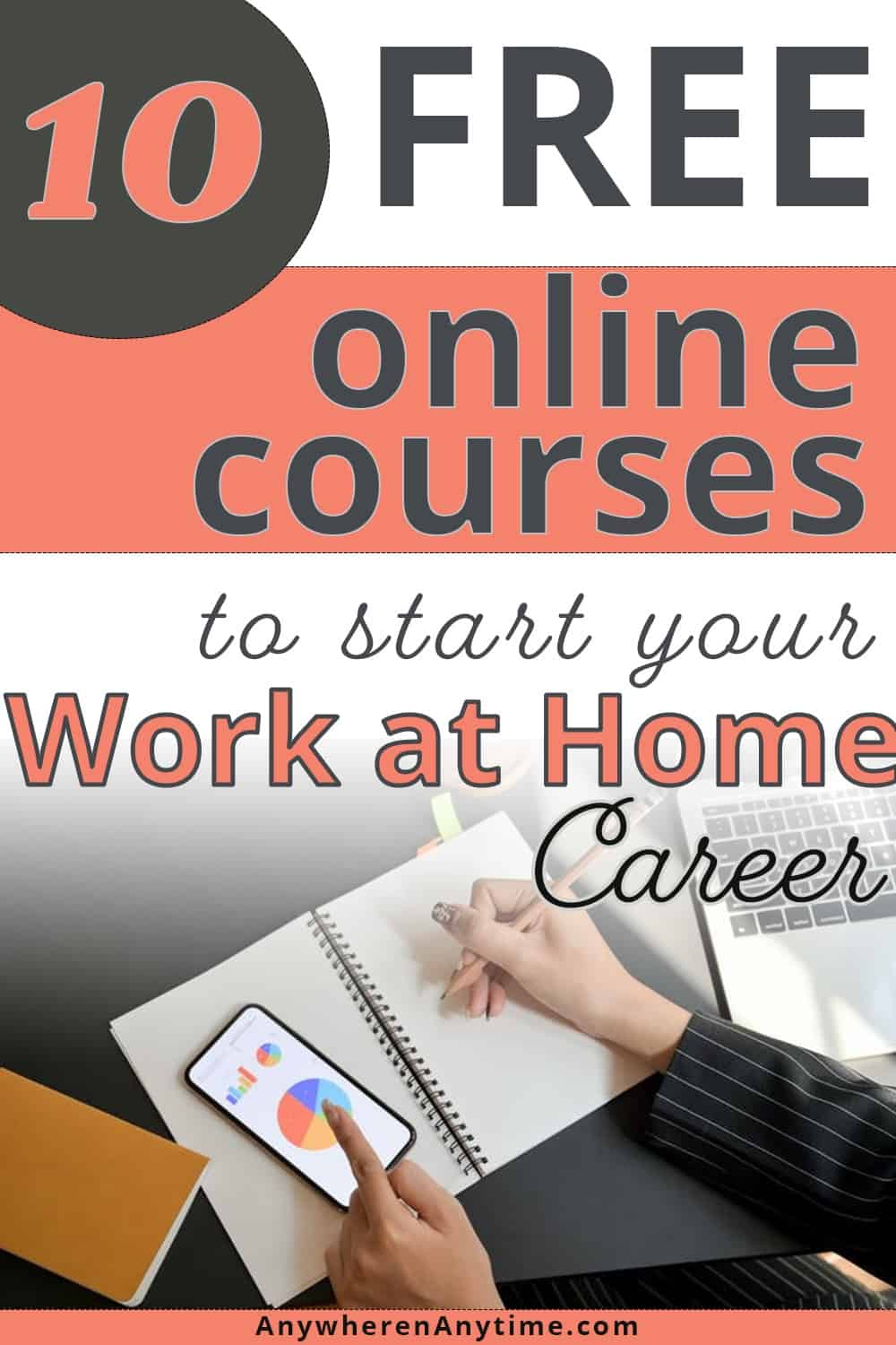 Free Online Courses to Start Your Work-at-Home Career