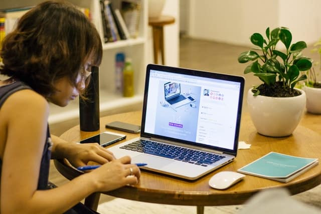 Scopist training can be done from home.