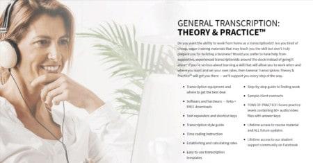 general trancsription course