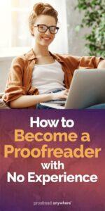 proofreader online course