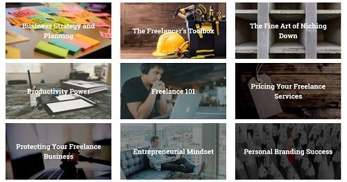 freelance university 60 days fast track course